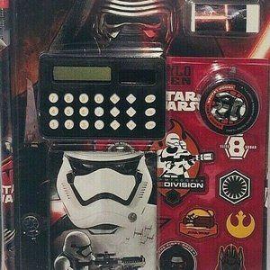 Star Wars Kylo Ren 7 Piece School Supplies
